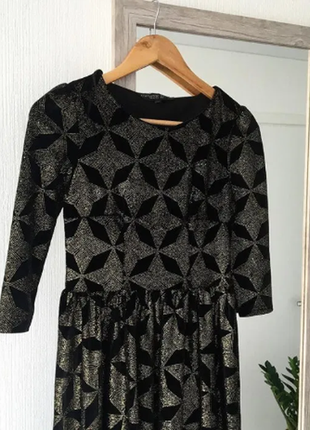 Чудове новорічне плаття xs
