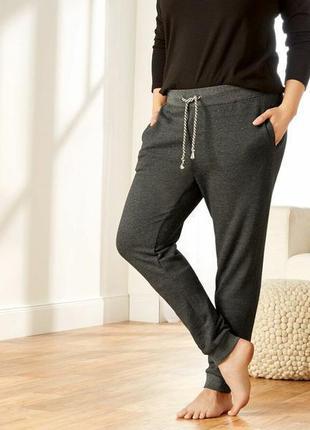 Теплые штаны большого размера 60-62 внутри начес esmara германия