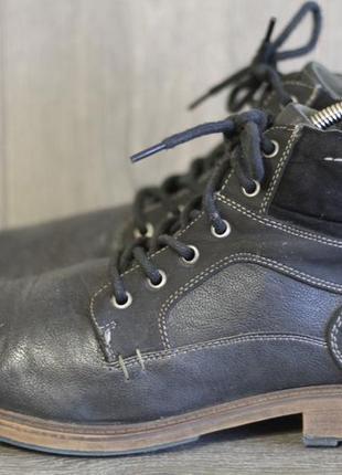 Утепленные ботинки pucetti 45-46