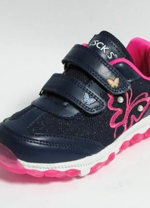 Кроссовки кросівки спортивная весенняя осенняя обувь мокасины 6076 csck.s р.26