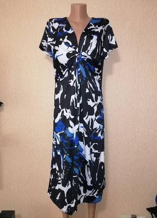 🔥🔥🔥красивое женское длинное платье nick verreos🔥🔥🔥