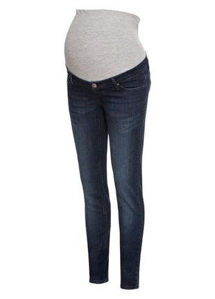 Новые фирменные джинсы скинни для будущих мамочек