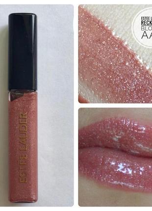 Сияющий блеск estee lauder pure color envy sculpting lip gloss 420 reckless bloom