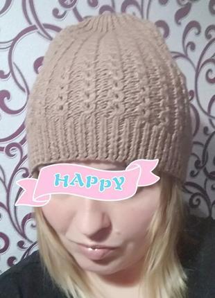 Hand made шапочка