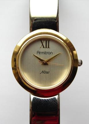 Armitron now 75/1893c часы из сша стальной ремешок механизм tmi