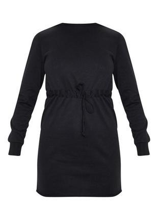 Новое платье - свитшот prettylittlething