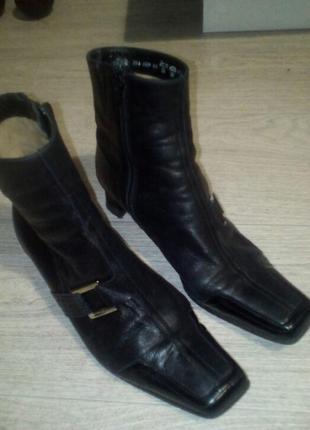 Ботиночки демисезонные sartoni