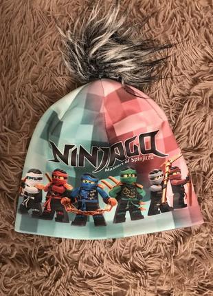 Шапка ninjago