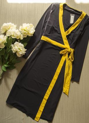 Платье на запах m&s