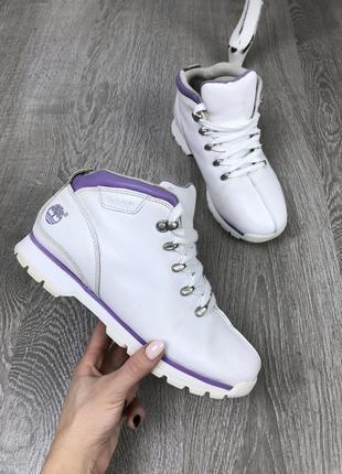 Актуальные ботинки timberland