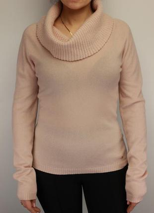 Фирменный кашемировый свитер по типу loro piano