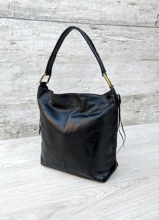Picard кожаная сумка хобо от немецких дизайнэров / номерная 100% оригинал 100% кожа