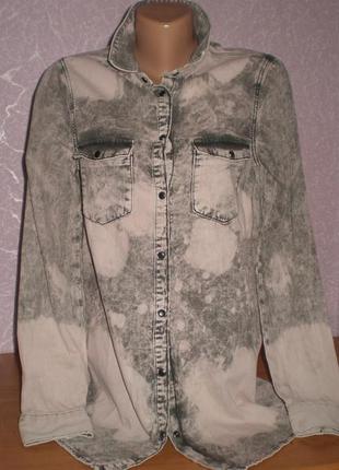 Продам фирменную котоновую рубашку