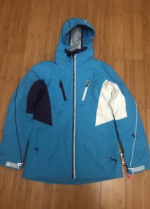Крутая лыжная куртка