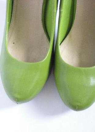 Туфли бренд красивенные!!!! love label р.42,5