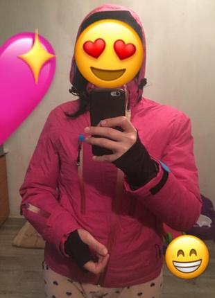 Женская зимняя горнолыжная куртка alpine grown