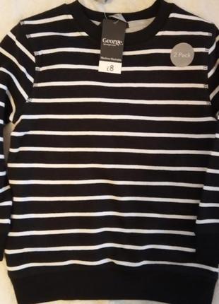 George 110/116 кофта теплая свитер