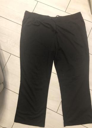 Тельные спортивные брюки большой размер р 22