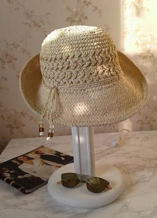 Шляпа летняя marks & spenser