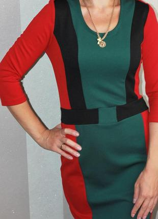 Платье на новый год)