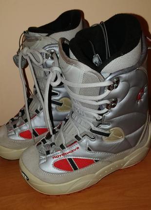 Сноубордические ботинки фирмы northwave