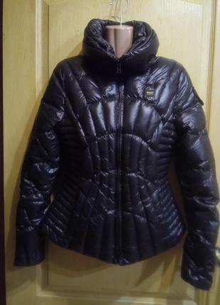Молодежная куртка пуховик 100 % гусиный пух