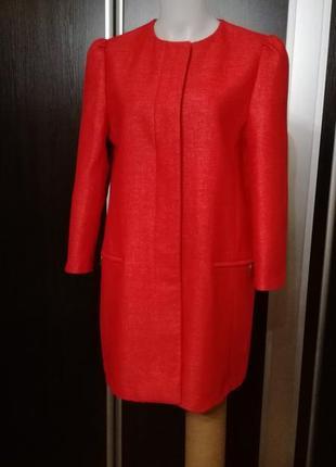 Платье пиджак жакет zara испания
