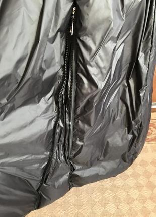 Стильное пальто-пуховик7 фото