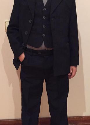 Дитячий костюм-трійка haishun