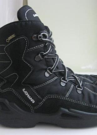 Зимние ботинки lowa  gore tex р.37