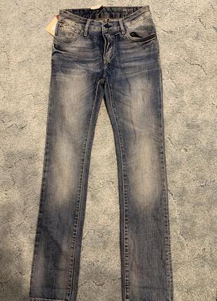 Новые джинсы прямого кроя датского бренда jack and jones!