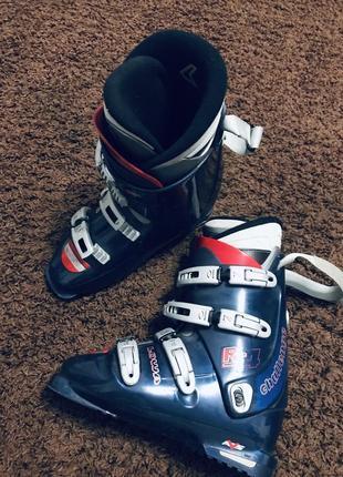 Лыжные ботинки lowa 42р