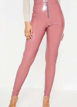 Вінілові штани