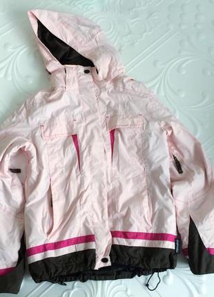 Зимняя лыжная  куртка термо германия crane мембрана techtex extreme thinsulate3м