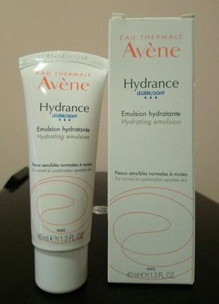 Avene hydrance legere emulsion hydratante - увлажняющая эмульсия