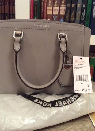 Шикарная новая сумка» беннинг «майкл корс satchel