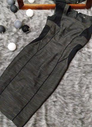 Платье футляр моделирующее фигуру marks & spenser