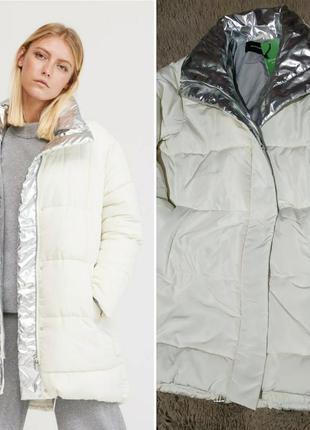 Куртка пальто утеплене reserved