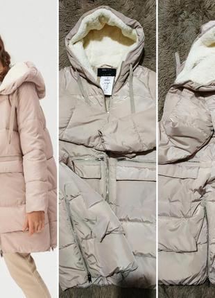 Куртка пальто eco aware