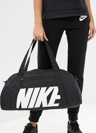 Сумка спортивная женская nike gym club training duffel bag