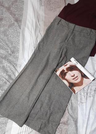 Дуже класні нові теплі брюки кюлоти від george !