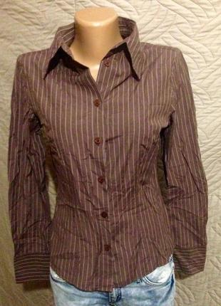 Красивая рубашка блуза размер 36