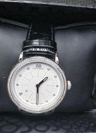Швейцарские часы с 99 бриллиантами - 88 rue du rhone - swiss made