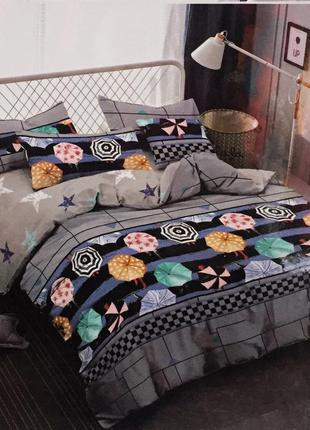 Комплект постельного белья евро турция 4 наволочки