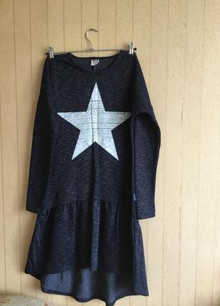 Подростковое платье для девочки на рост 146,164