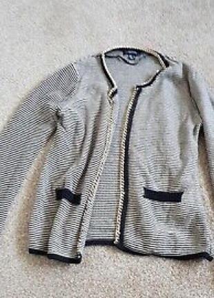 Кардиган кофта жакет в винтажном стиле