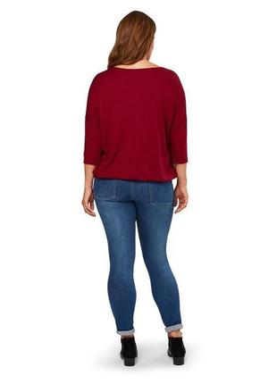 Стильные джинсы, моделирующие фигуру для пышных дам tcm tchibo германия