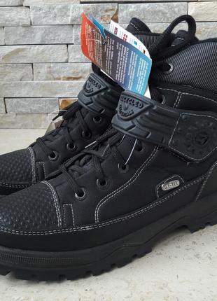Мужские ботинки на мембране 41 26 см
