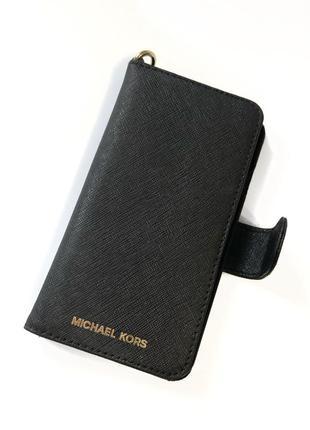 Оригинальный чехол на iphone 7 , от michael kors , оригінальний . черный