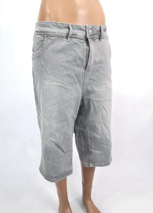 Шорты джинсовые большого размера, elise